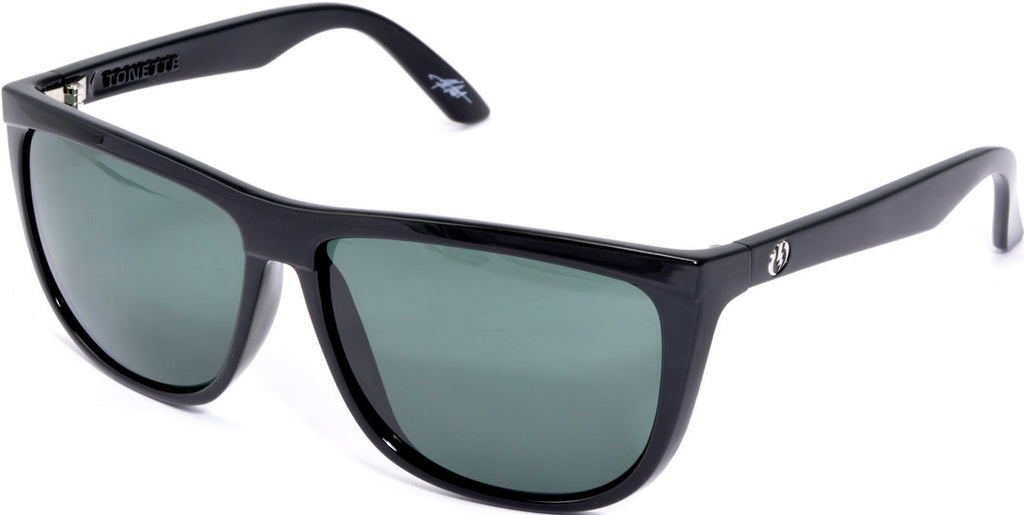 Electric Visual Tonette - Black - Mens Sunglasses