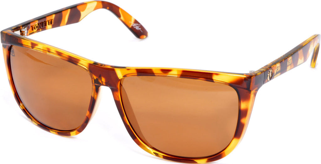 Electric Visual Tonette - Animal Print - Mens Sunglasses