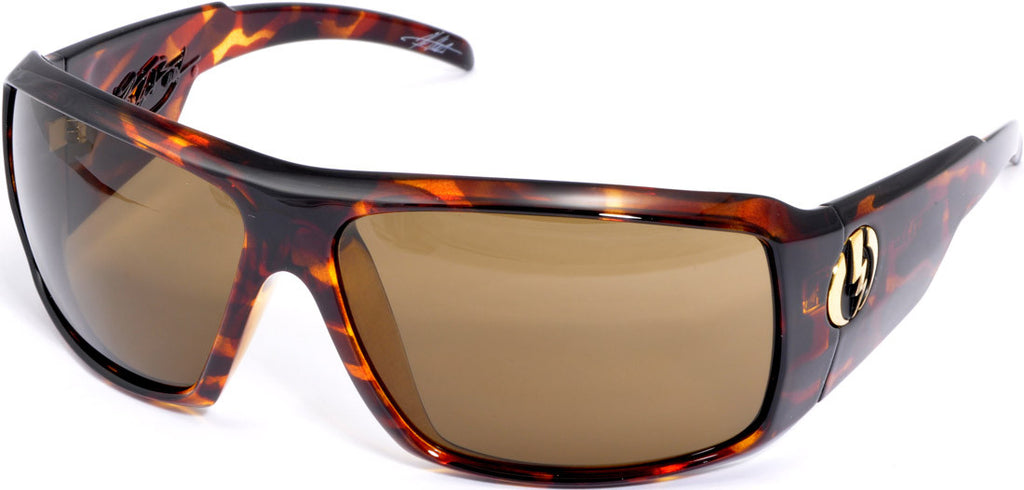 Electric Visual KB1 - Animal Print - Mens Sunglasses