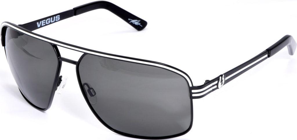 Electric Visual Vegus - Black - Mens Sunglasses