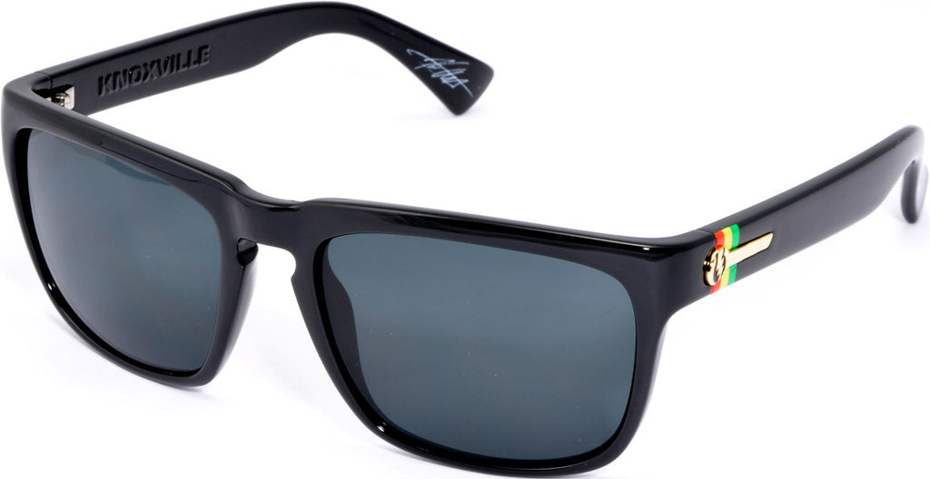 Electric Visual Knoxville - Rasta - Mens Sunglasses