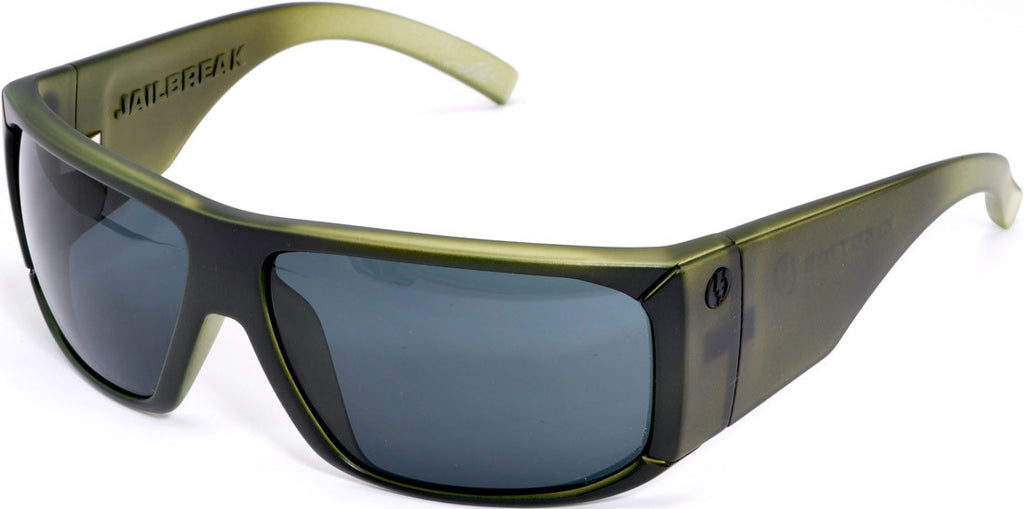 Electric Visual Jailbreak - Green - Mens Sunglasses