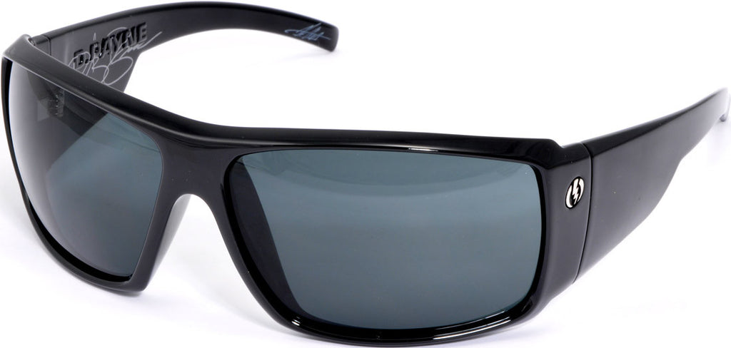 Electric Visual D. Payne - Black - Mens Sunglasses