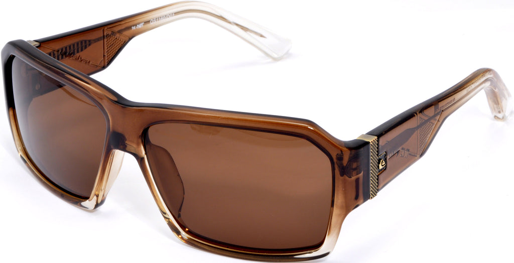 Quiksilver Shift Sunglasses - Brown - Mens Sunglasses