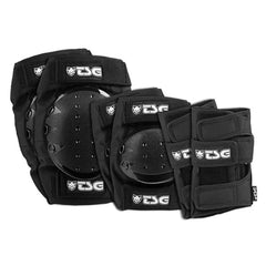 TSG Safety Equipment Set - Skateboard Pads