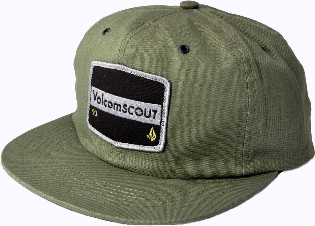 Volcom Mission Hat Strapback - Men's Hat