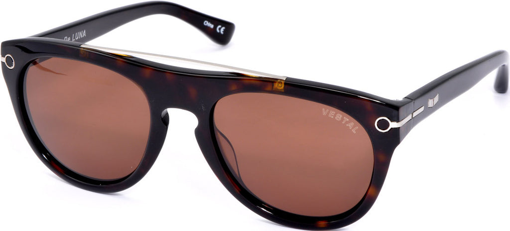 Vestal De Luna - Animal Print - Sunglasses