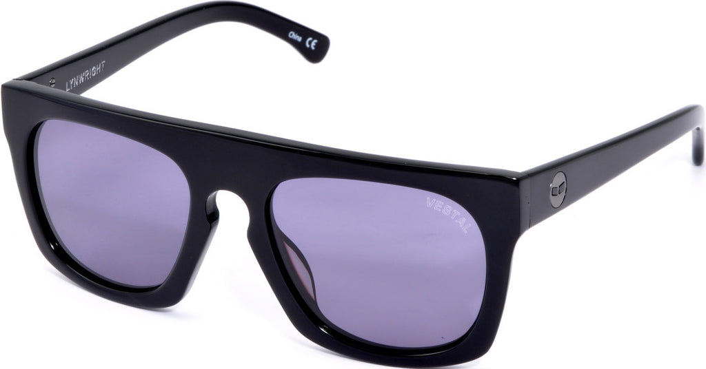 Vestal Lynwright - Black - Womens Sunglasses