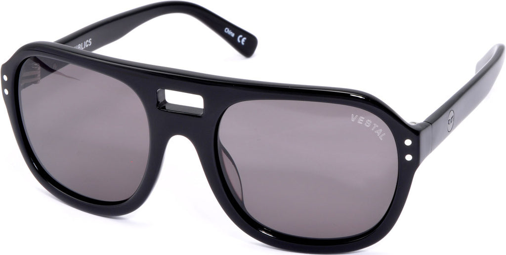 Vestal Republics - Black - Sunglasses