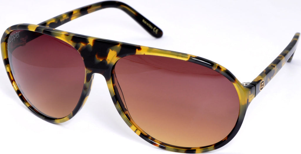 Von Zipper Rockford - Animal Print - Mens Sunglasses