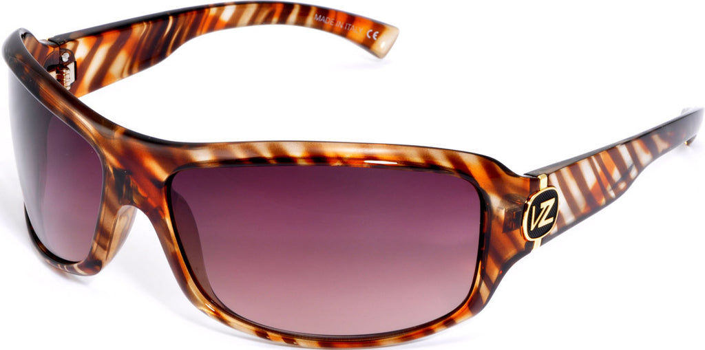 Von Zipper Absinthe - Brown - Mens Sunglasses