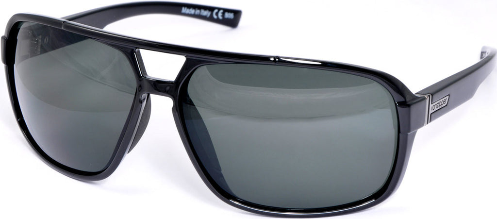 Von Zipper Decco - Black - Mens Sunglasses