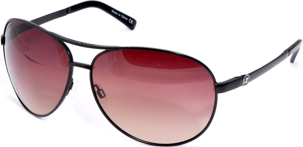 Von Zipper Bunker - Black - Mens Sunglasses
