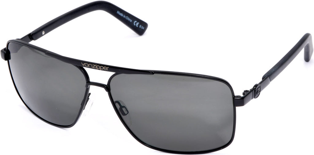 Von Zipper Stache - Black - Mens Sunglasses