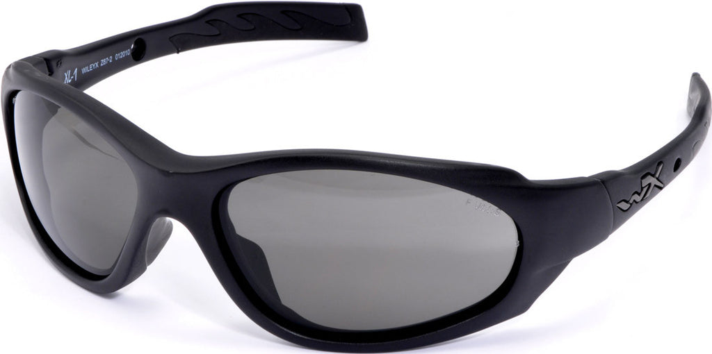 Wiley X XL1 Advanced - Black - Mens Sunglasses