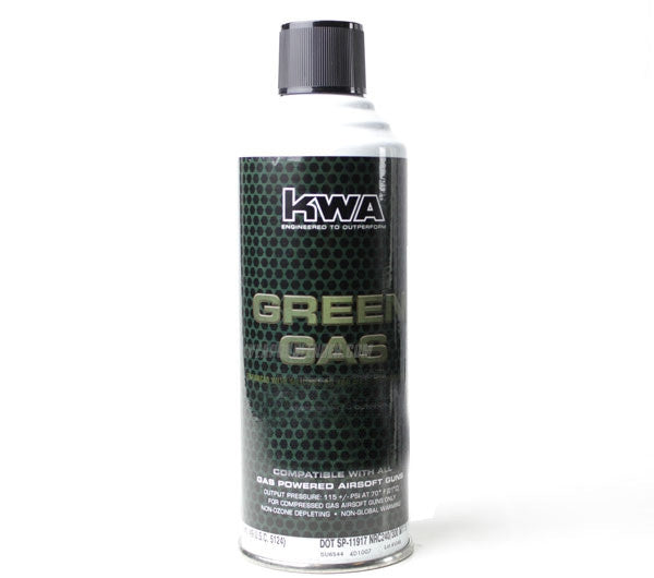 KWA Airsoft Green Gas