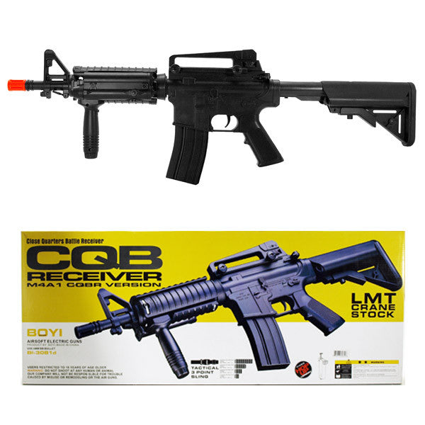 M-3081D Electric Airsoft Rifle