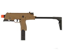 KWA KMP9R Gas Airsoft Gun - Dark Earth