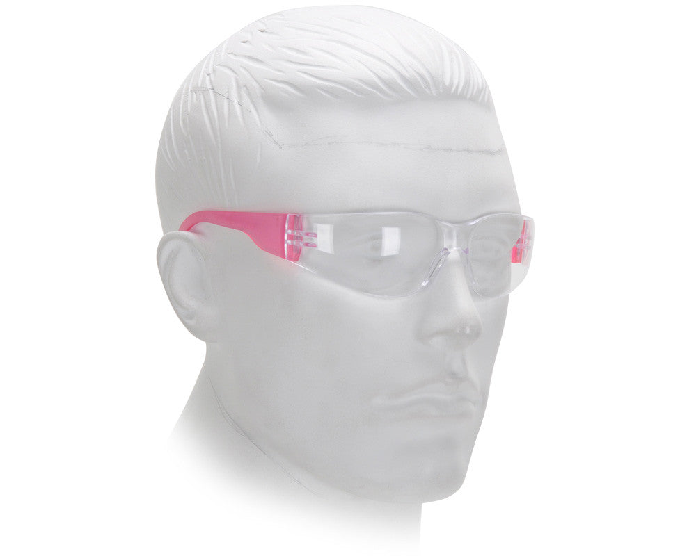 Airsoft Starlite Small Gumball Safety Glasses - Pink