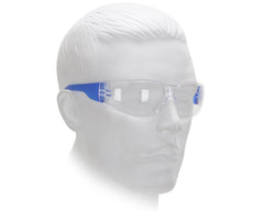 Airsoft Starlite Gumball Safety Glasses - Blue