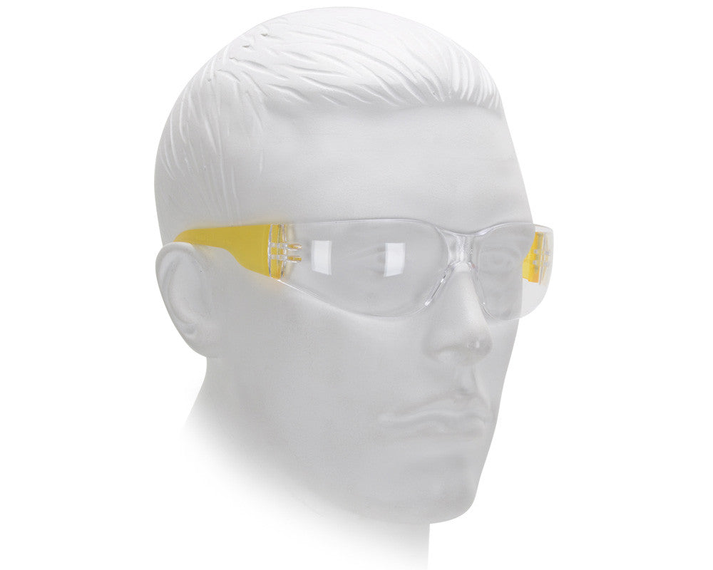 Airsoft Starlite Gumball Safety Glasses - Yellow