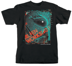 Alien Workshop Antworks - Black - Men's T-Shirt