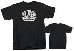 Alien Workshop OG Logo - Black - Men's T-Shirt