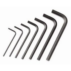 Allen 7 Piece Short Arm Hex Key Set