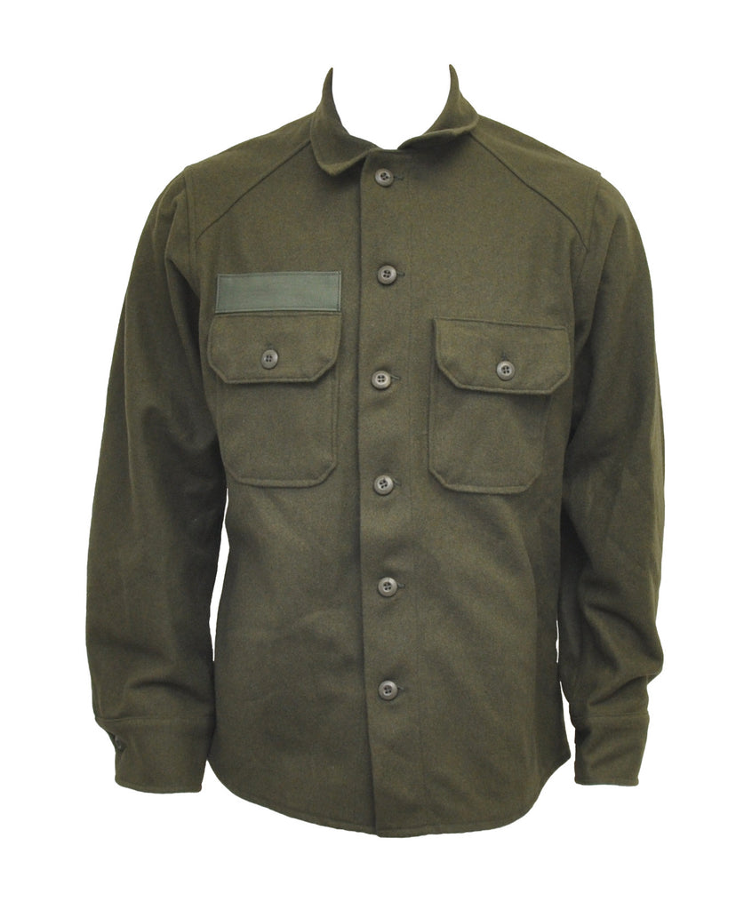 Alpha Industries Cold Weather Field Shirt - Olive