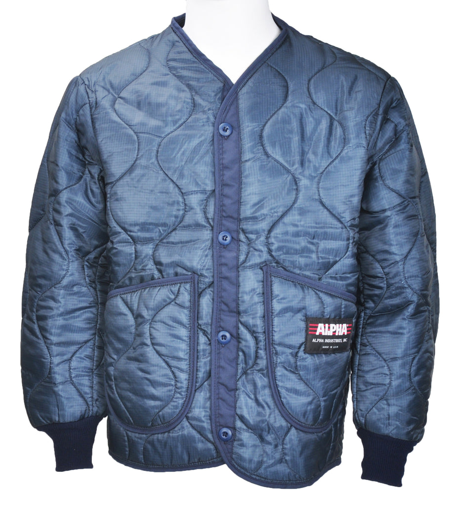 Alpha Jacket Liner - Navy