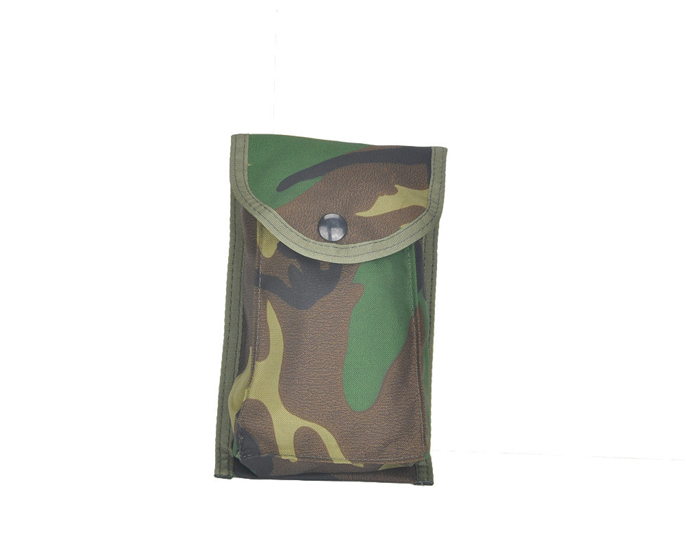 Atlanco 30 Shot Carbine Pouch - Woodland Camo