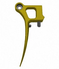 Custom Products CP DM4/PM5/PM6 Rake Trigger - Dust Yellow