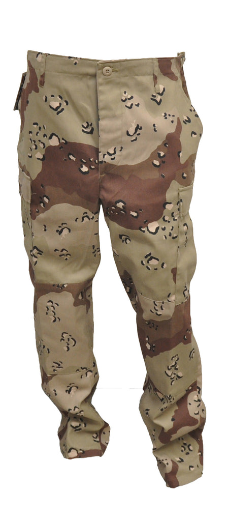 BDU Propper Pants - 6 Color Desert Camo