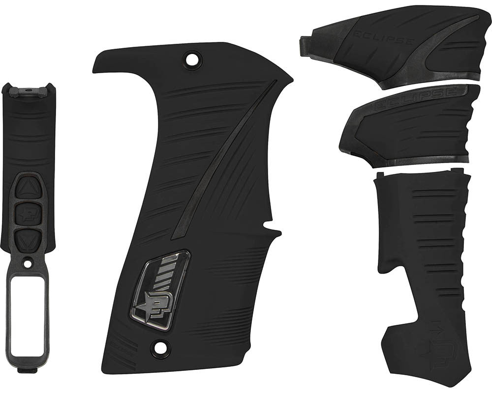 Planet Eclipse LV1/Geo 3.1/Geo 3.5/GSL Grip Kit - Black