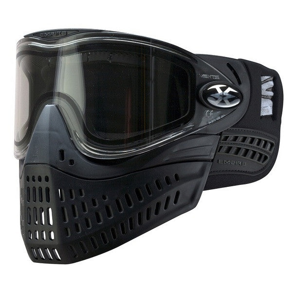 Empire E-Flex Paintball Mask - Black