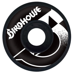 Birdhouse B Side - Black - 54mm - Skateboard Wheels (Set of 4)