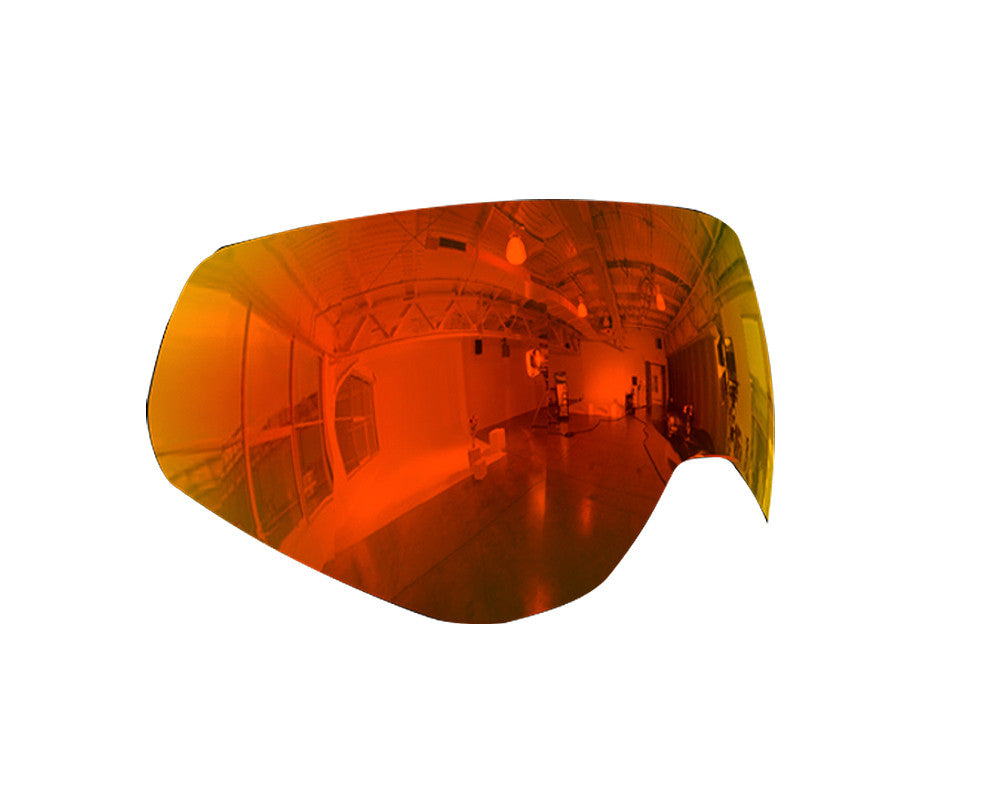 HK Army KLR Thermal Mask Lens - Blaze Orange