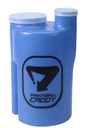 Paintball Caddy 1000 Round Loader - Blue
