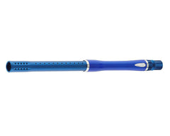 "Dye Glass Fiber 2 Piece Boomstick Barrel - Autococker Thread - 15"" Length - .688 Bore - Blue"