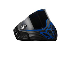 2009 Empire E-Vents Paintball Mask - Blue