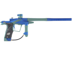 Planet Eclipse 2011 Ego Paintball Gun - Dynasty Blue/Forest Green