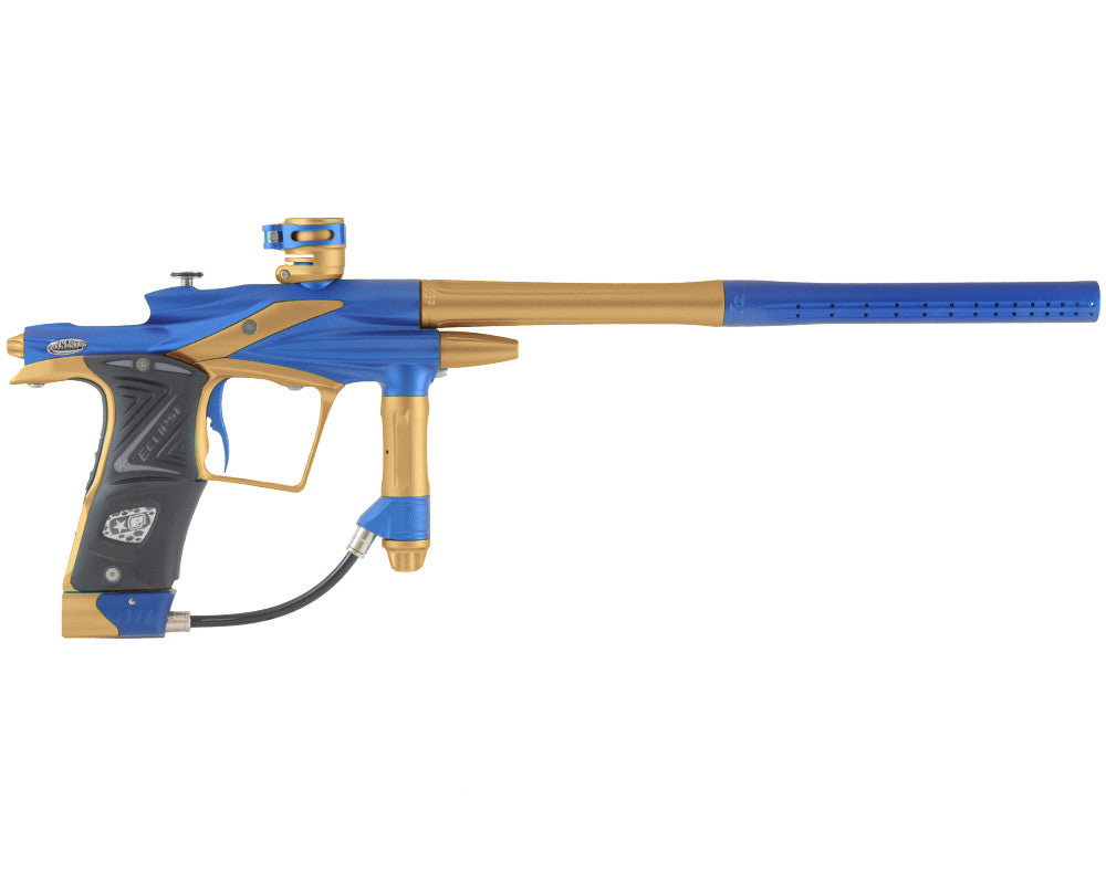 Planet Eclipse 2011 Ego Paintball Gun - Dynasty Blue/Gold