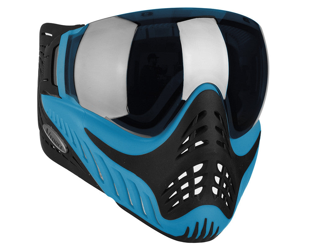 V-Force Profiler Paintball Mask - SE Blue/Black