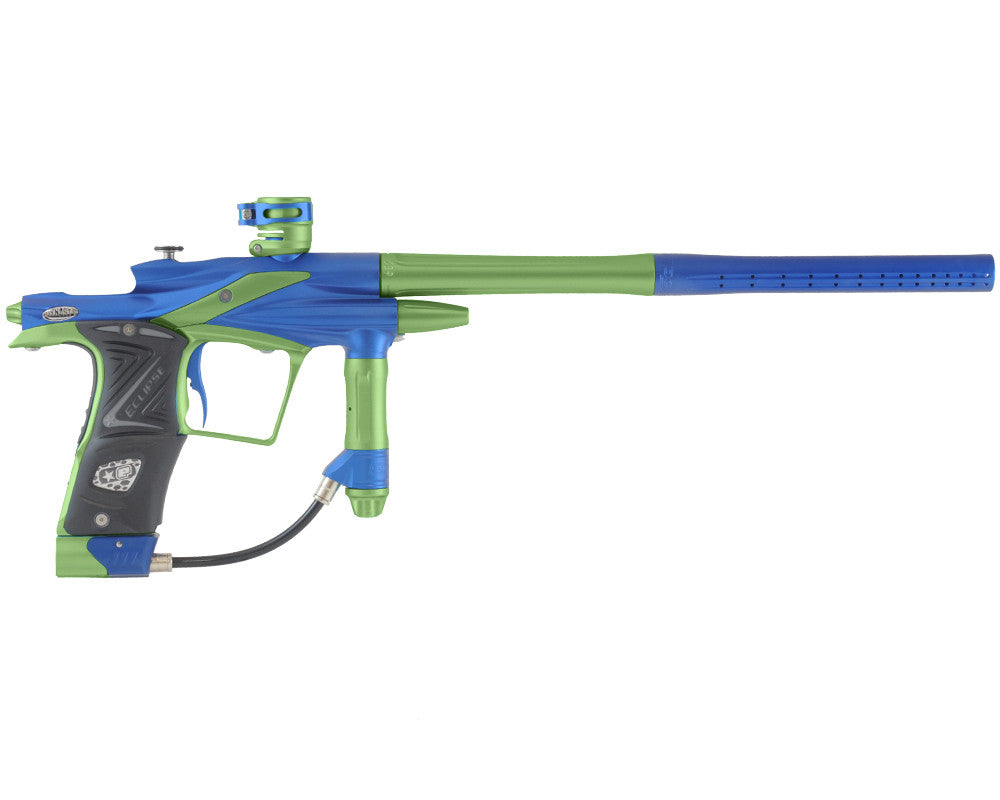 Planet Eclipse 2011 Ego Paintball Gun - Dynasty Blue/Olive
