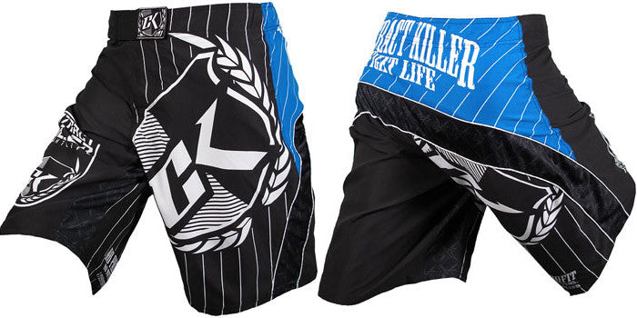 Contract Killer Circuit Shorts - Blue
