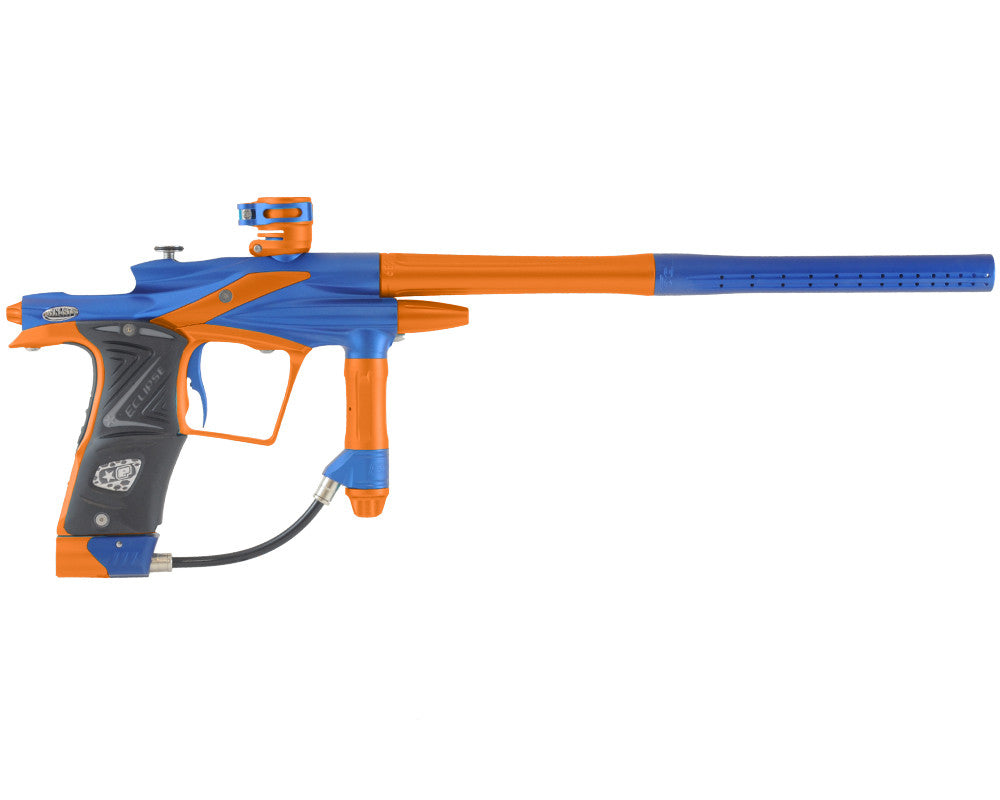 Planet Eclipse 2011 Ego Paintball Gun - Dynasty Blue/Sunburst Orange