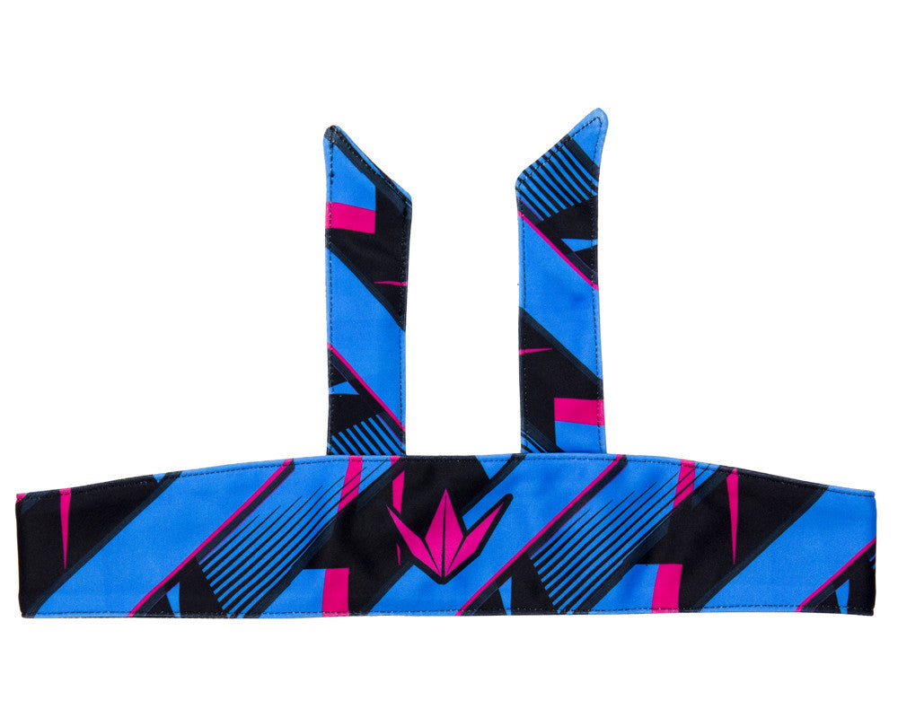 Bnkr Kings Tie Head Band - Phunk