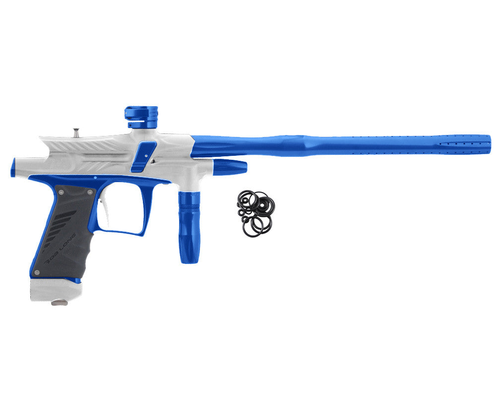 2012 Bob Long G6R F5 OLED Intimidator - Dust White/Blue