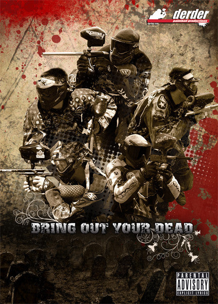 Derder DVD - Bring Out Your Dead