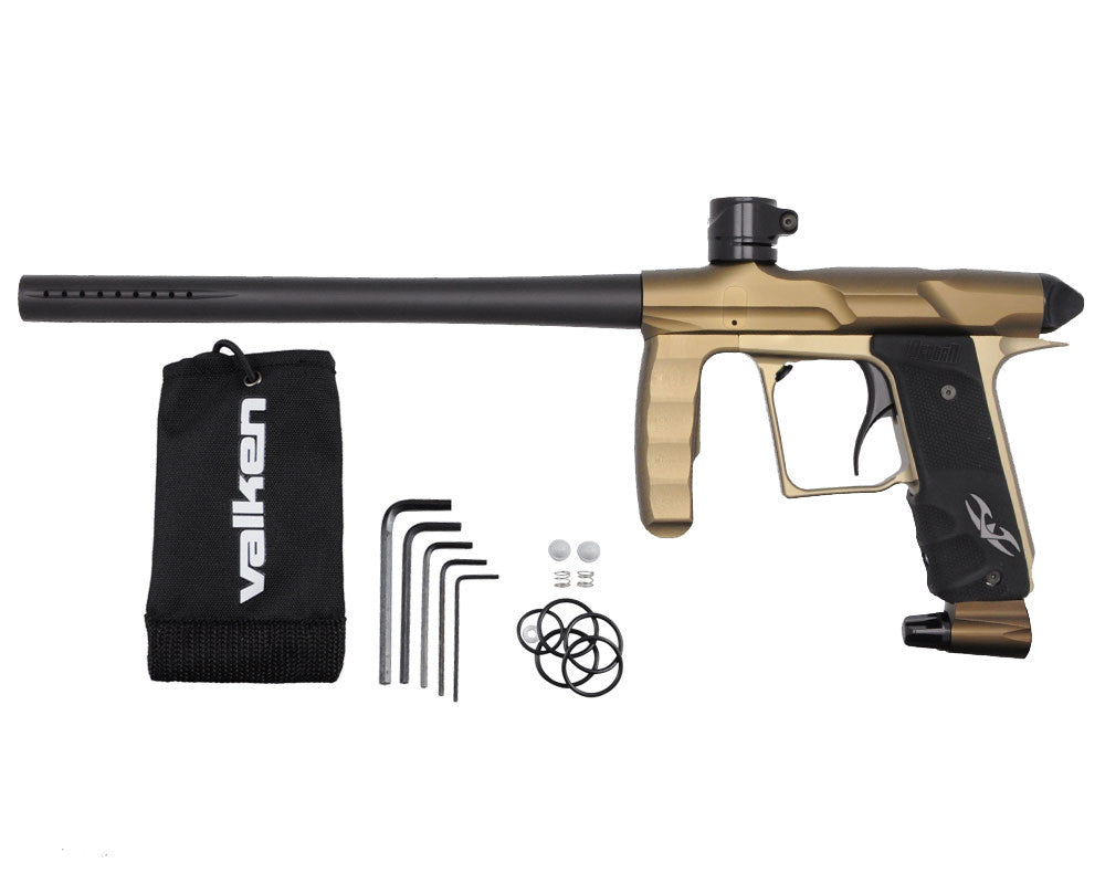 Valken Proton Paintball Gun - Bronze/Black